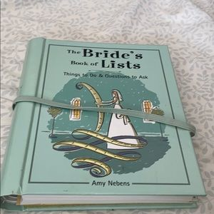 The brides book of lists